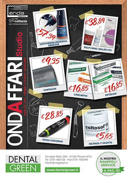 Scarica il catalogo dentale con tutte le offerte